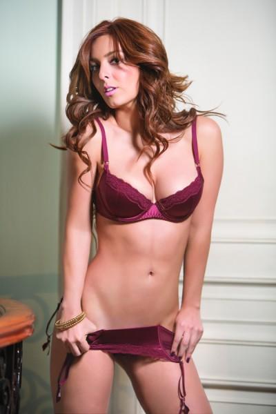Veronica Pliego Revista H al Extremo Enero 2013 – Bellezas ...