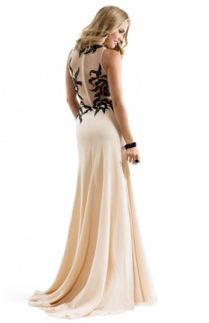 chiffon-nude-sheer-black-sequin-evening-gowns-P2806-621x960
