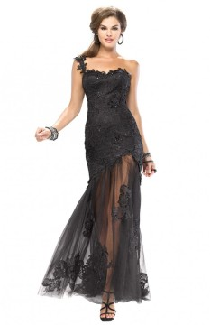 illusion-tulle-skirt-black-evening-lbd-dress-P2713-621x960